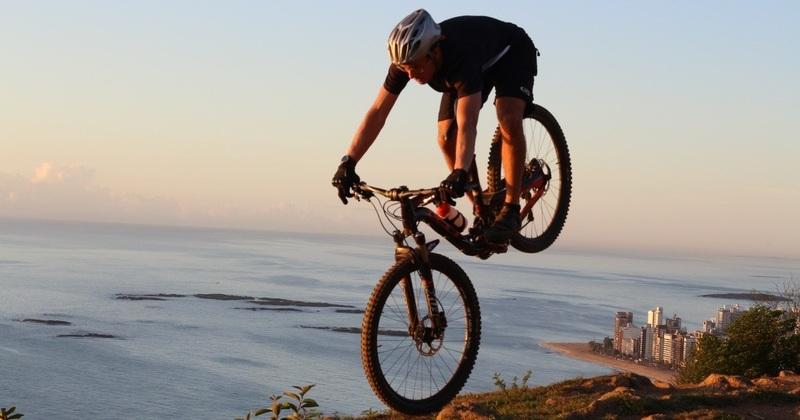 amortyzator powietrzny rower
